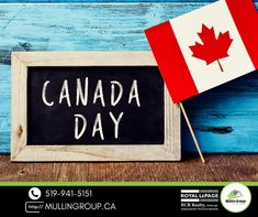 Happy Canada Day to ALL!!! So proud to be Canadian❤️🍁🤍 Have a safe and happy holiday! #mullingroup #onthemove #realestate #canada #CanadaDay2021 Happy Canada Day, Small Towns, Happy Holidays, Real Estate, Happy Holi, Real Estates