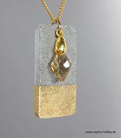 déco bijoux beton - Recherche Google