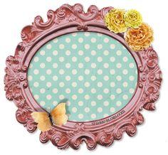 Free Blog Frame {ShabbyBlogs.com}