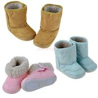 I think you'll like Baby Infant Boys Girls Toddler Winter Fur Shoes Snow Boots Warm 9-24M 19397. Add it to your wishlist!  http://www.wish.com/c/53e582de25ad952701c9430e