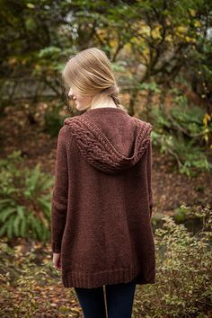 Dubline Cardigan - Knitting Patterns and Crochet Patterns from KnitPicks.com by Edited by Knit Picks Staff On Sale