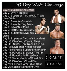 """""""Day 1: Superstar you miss ➡ Alberto del Rio, CM Punk, Drew McIntyre & Ted DiBiase"""" by justefan ❤ liked on Polyvore"""