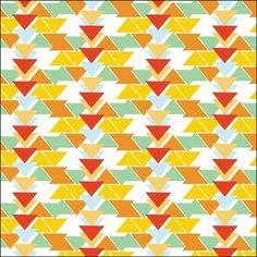 Primary Triangles ©rebeccaberenson