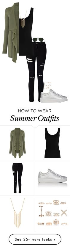 """""""Untitled #609"""" by soso-424-22 on Polyvore featuring Miss Selfridge, Twenty, Oasis, Prada Sport, New Look, Gemelli and Ray-Ban"""