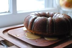 Grapefruit Olive Oil Cake - intriguing for sure.