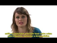 """Populismo vs República"", com Gloria Álvarez. - YouTube"