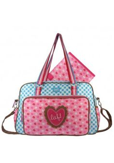 lief! lifestyle diaperbag