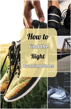 Every runner knows how important the right running shoes are. Running shoes have to fit like a glove, not too tight and not to lose. Furthermore you have to take a close look at the size of the running shoes and their brand. A nike running shoe with the size 8 doesn't equal a running shoe from New Balance. Learn how to find the right running shoes for men and women.