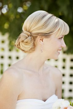 We absolutely love these Romantic Wedding Hair Ideas
