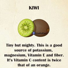 Kiwi health benefits #plantbased #diet