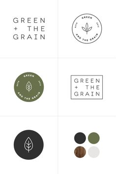 Green & The Grain   Design By Rowan Made