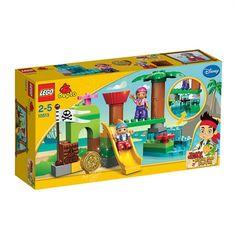 LEGO DUPLO Neverland Hideout | køb nu på salling.dk