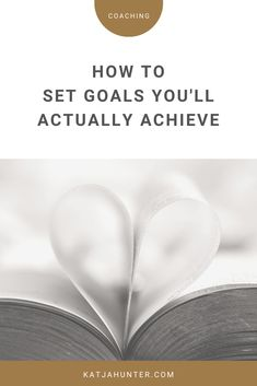 Learn how to set goals with heart that you will actually achieve. This life coaching model of setting HEART goals will make sure your goals are value based. Small Business Organization, Organization Ideas, Self Development, Personal Development, Definition Of Self, Stress Factors, Self Compassion, Personal Goals, Change Is Good