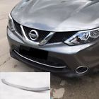awesome Great Decor Steel Front Lower Mesh Grill Grille Cover Trim For Nissan Qashqai 2014-17 2018