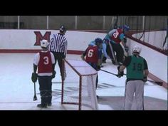 "Andrew Halcomb's ""Broomball: A Miami Tradition"""