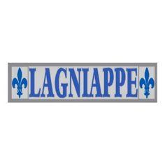 lagniappe | Blue Tiles Lagniappe by figstreetstudio