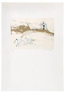 Enrique Brinkmann Suite China IV, 2013 Litografía Formato de imagen: 25 x 35 cm Papel: Old Mill Avorio 250 gr. 70 x 50 cm Edición de 75 ejemplares numerados y firmados