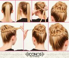 Such a great hair style! !!