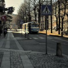 """Crossing..."" by Klas Almqvist, via 500px."