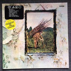 Led Zeppelin IV - Front cover.