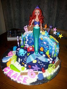 Grace's birthday cake!