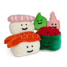 Fancy - Plush Sushi: Japanese Teddy Bears