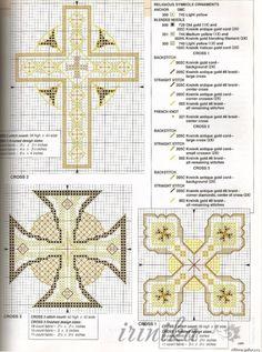 Gallery.ru / Фото #2 - , - irinika Celtic Cross Stitch, Blackwork Cross Stitch, Cross Stitching, Cross Stitch Embroidery, Embroidery Patterns, Cross Stitch Patterns, Plastic Canvas Stitches, Plastic Canvas Ornaments, Christian Symbols