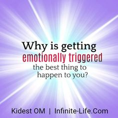 Latest blog post is all about how getting emotionally triggered is the best thing to happen to you Read the full post on http://ift.tt/1PBEHez  #inspiration  #empowerment  #spirituality  #positivity  #meditation  #loa  #zen  #spiritual  #spiritualawakening #mindfulness
