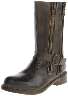 Bed Stu Women's Hustle Motorcycle Boot > Can't believe it's available, see it now : Boots for women