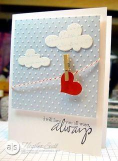 20 Creativas tarjetas de San Valentín que tú mism@ puedes hacer ⋮ Es la moda