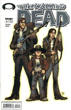 "The Walking Dead 003 Vol. 1 ""Days Gone Bye"" #TheWalkingDead #comic #comics #Free #amc"