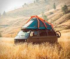The #VanLife phenomenon is all the rage lately, a fascination with conversion vans built to take adventurers into the wild. While expensive, adventure vans offer a whole lot more than a regular RV, after all, you can conver
