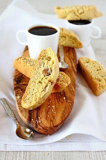 Zoet & Verleidelijk: Sinaasappel-anijs biscotti