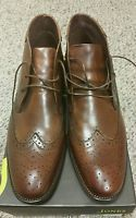JONES BOOTMAKER Bowman Ankle Boots Formal Boots size US 10/ UK 9/ Continental 43