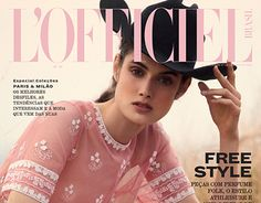 """Check out new work on my @Behance portfolio: """"L'Officiel BR"""" http://be.net/gallery/59836505/LOfficiel-BR"""