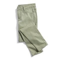 Stitch Fix Summer Styles: Olive Skinny Jeans