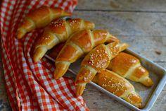 Pastry Recipes, Bread Recipes, Cake Recipes, Dessert Recipes, Desserts, Ciabatta, Crescent Rolls, Pretzel Bites, Food Inspiration