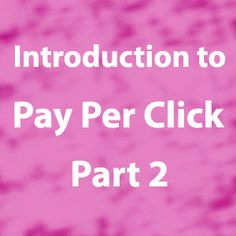 Architecture and functional process of Pay Per Click Advertising