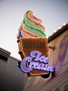 Ice Cream, one of my top ten favorite foods!!!!!  Any flavor, well, almost.