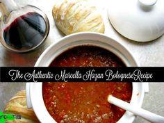 Authentic Marcella Hazan Bolognese Recipe