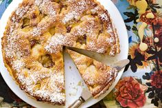 This gourmet version of apple tart is perfect for winter entertaining.