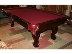 Westwood 8ft Pool Table - Includes Play Kit!