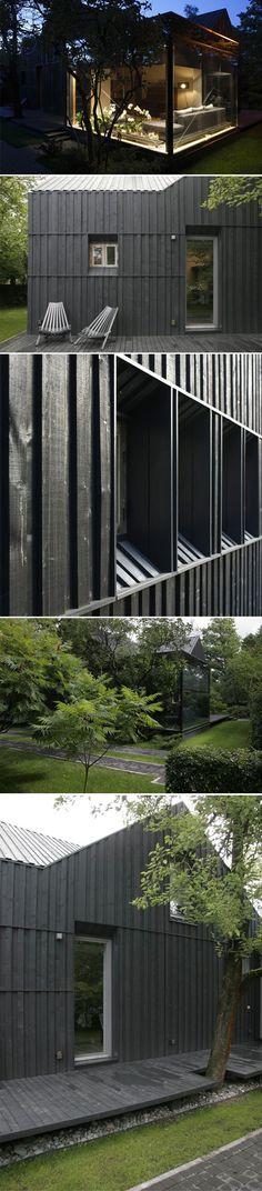 Detached House par ARHIS Architects - Journal du Design