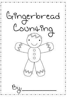 Looking for activities for your students to do just before the holidays? Check out these kindergarten gingerbread resources!
