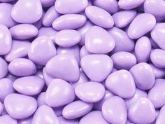 Candy Lavender what a pretty color!  Wedding candy!