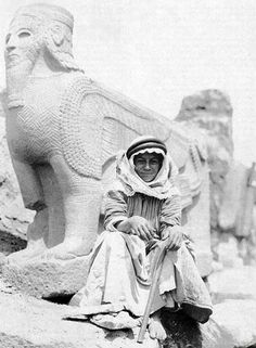 The German archaeological interest in the Middle East was intensifying just around that time, after the journey of Kaiser Wilhelm II to the East in 1898. The first excavations in Babylon by the Deutsche Orient-Gesellschaft started in 1899 while Felix von Luschan opened up important Late Hittite and Aramaic sites in south-west Turkey. The purpose of state-funded excavations was on the one hand to highlight the German presence in the Middle East and on the other hand to fill with spectacular…