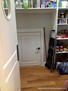 Garage To Pantry Access Door Dream Home Pinterest
