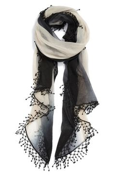 ombre scarf - so cute