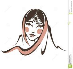 imagens de olhos das mulheres indianas desenho - Pesquisa Google