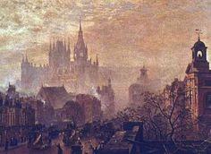 English smog during industrial revolution